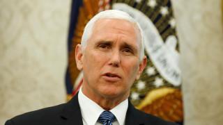 Πενς: Οι ΗΠΑ θα ζητήσουν απαντήσεις από τη Σαουδική Αραβία για την υπόθεση Κασόγκι