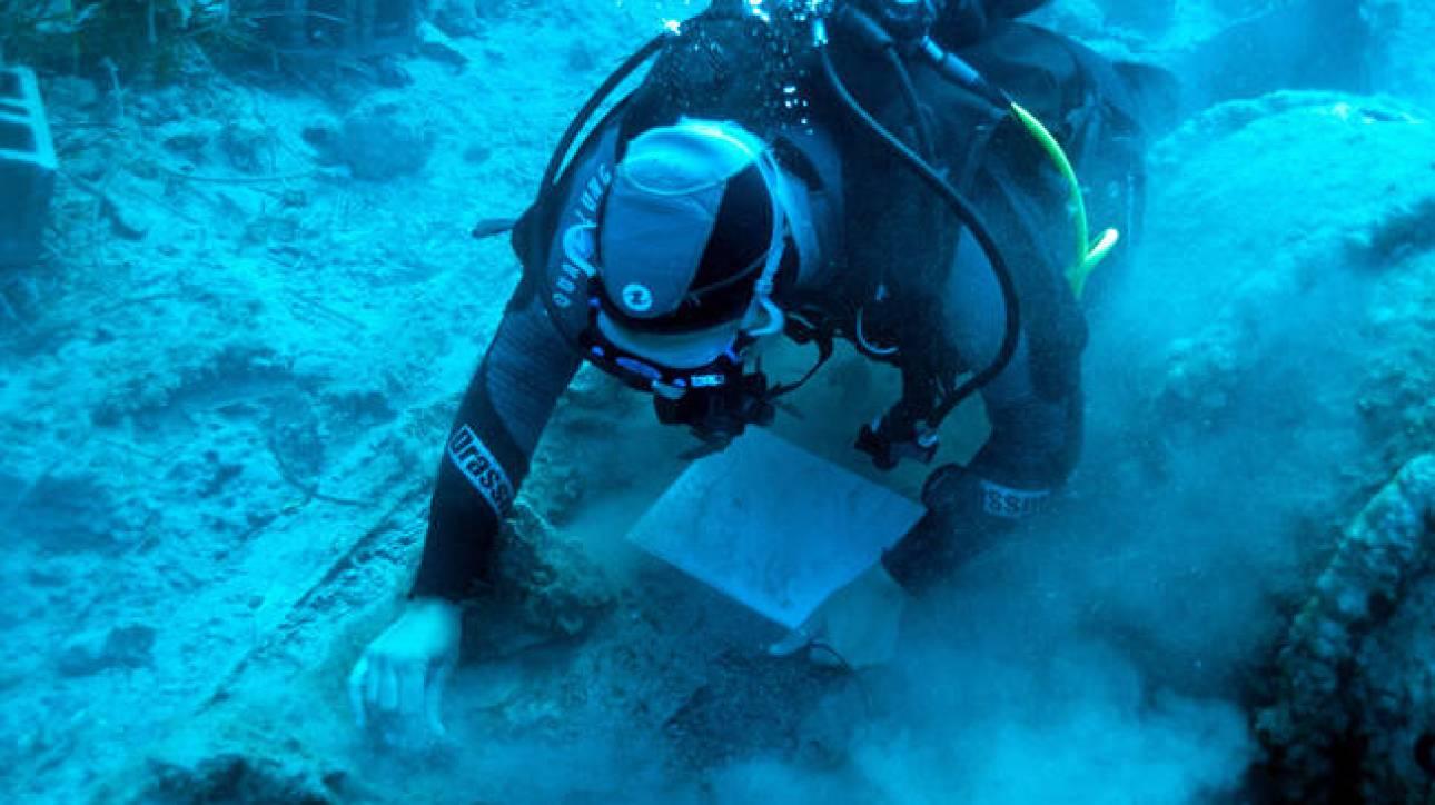 Νέα στοιχεία για το ιστορικό ναυάγιο «Μέντωρ» στα Κύθηρα