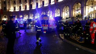 Κατέρρευσε κυλιόμενη σκάλα στο μετρό της Ρώμης - Είκοσι τραυματίες