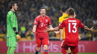 AEK - Μπάγερν Μονάχου 0-2: Διαφορά… επιπέδου (pics)