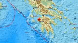 Σεισμός κοντά στην Ανδραβίδα - Αισθητός σε περιοχές της Ηλείας και της Αχαΐας