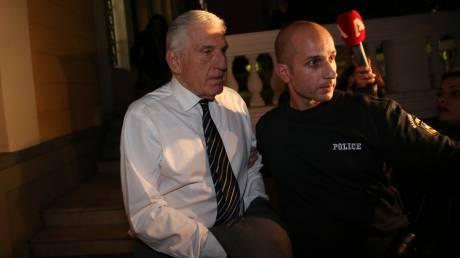 Στη φυλακή μετά τη μαραθώνια απολογία τους ο Γιάννος Παπαντωνίου και η σύζυγός του