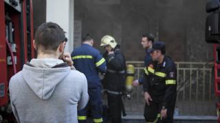 Φωτιά σε διαμέρισμα στο Μαρούσι από ηλεκτρική κουβέρτα