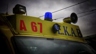 Τραγωδία στη Σαμοθράκη: Τοίχος καταπλάκωσε άνδρα
