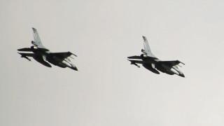 28η Οκτωβρίου: Δοκιμαστικές πτήσεις μαχητικών πάνω από τη Θεσσαλονίκη