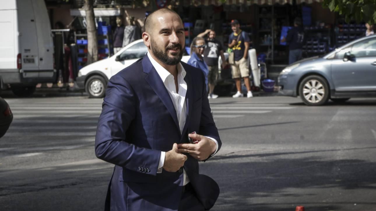 Τζανακόπουλος για αιγιαλίτιδα ζώνη: Δεν θα διαπραγματευτούμε την εθνική μας κυριαρχία