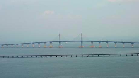 Αυτή είναι η μεγαλύτερη γέφυρα του κόσμου