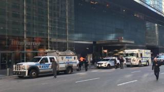 Συναγερμός στη Νέα Υόρκη: Ύποπτο δέμα στα γραφεία του CNN