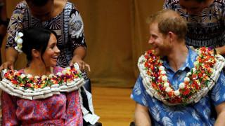 Xάρι-Μαρκλ: με κλίμα και παιδεία στην ατζέντα τους γράφουν ιστορία στα πολύπαθα Φίτζι