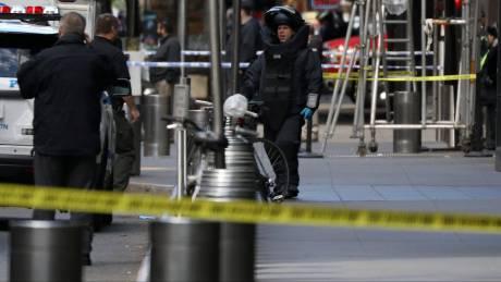 Συναγερμός στις ΗΠΑ για τα «τρομοπακέτα» σε Ομπάμα, Κλίντον και CNN