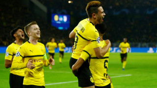 Champions League: Σώθηκε στο τέλος η Παρί, σαρωτικές Λίβερπουλ και Ντόρτμουντ