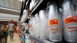 Τέλος τα πλαστικά προϊόντα μιας χρήσης στην Ευρωπαϊκή Ένωση