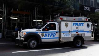 Νέος συναγερμός στη Νέα Υόρκη για ύποπτο πακέτο