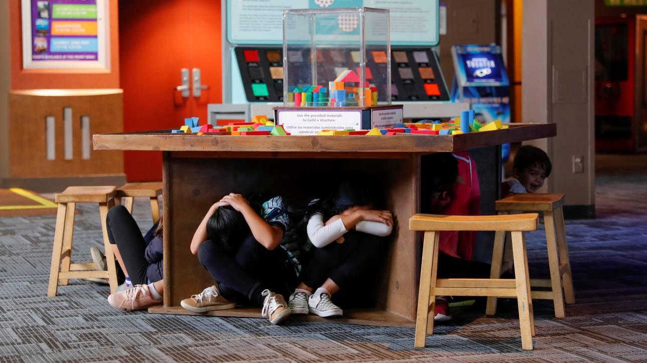 ΗΠΑ: Έφηβες σχεδίαζαν να σκοτώσουν συμμαθητές και να πιουν το αίμα τους