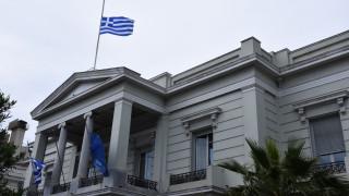 Παραβάτις του διεθνούς δικαίου η Άγκυρα, λέει το ελληνικό ΥΠΕΞ