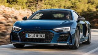 Αυτοκίνητο: Το υπερ- αυτοκίνητο της Audi, το R8, έφτασε τους 620 ίππους