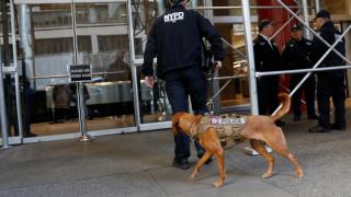 ΗΠΑ: Και δεύτερο ύποπτο πακέτο με παραλήπτη τον Μπάιντεν