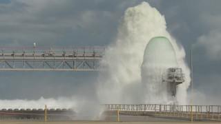 Η NASA ετοιμάζει την επόμενη πυραυλική εκτόξευση με… νερό
