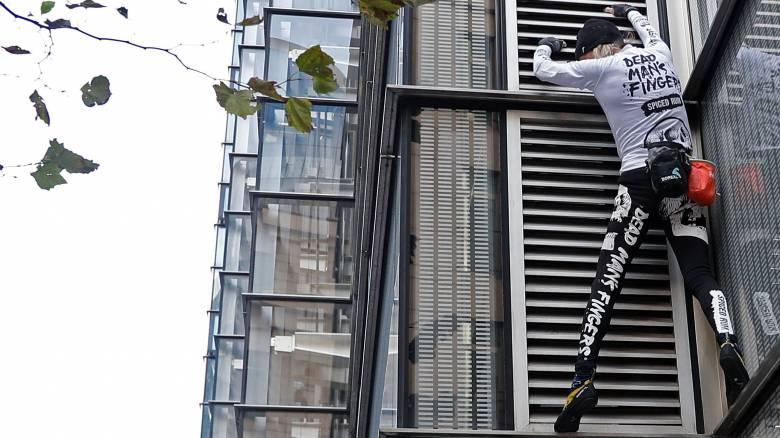 Ο Γάλλος «Spider-Μan» ξαναχτύπησε και... συνελήφθη