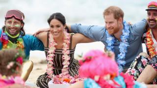 Τα highlights της περιοδείας Χάρι και Μέγκαν στην Αυστραλία
