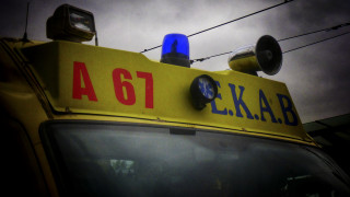 Αγρίνιο: Ανήλικα αδέλφια έπεσαν από το μπαλκόνι πρώτου ορόφου