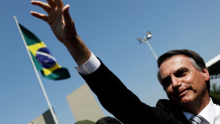 Εκλογές Βραζιλία: Στις 12 μονάδες το προβάδισμα Ζαΐχ Μπολσονάρου σύμφωνα με δημοσκόπηση