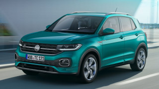 Το T-Cross, το νέο μικρό SUV της VW, ξεκινά από τα 1.000 κυβικά και παρουσιάζει μεγάλο ενδιαφέρον