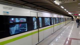 Αιγάλεω: Τηλεφώνημα για βόμβα στο μετρό-Προσωρινή διακοπή των δρομολογίων