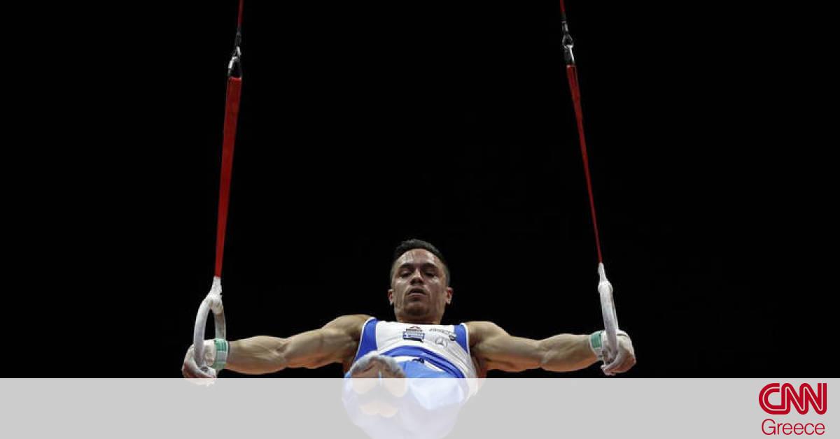 0285b4af4b9 Ενόργανη: Στη «μάχη» και ο Πετρούνιας στο παγκόσμιο πρωτάθλημα της Ντόχα -  CNN.gr
