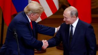ΗΠΑ: Επίσημη πρόσκληση στον Πούτιν για επίσκεψη στην Ουάσινγκτον