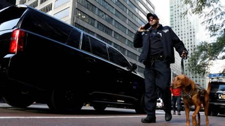 ΗΠΑ: Δύο νέα ύποπτα πακέτα σε πολιτικά πρόσωπα