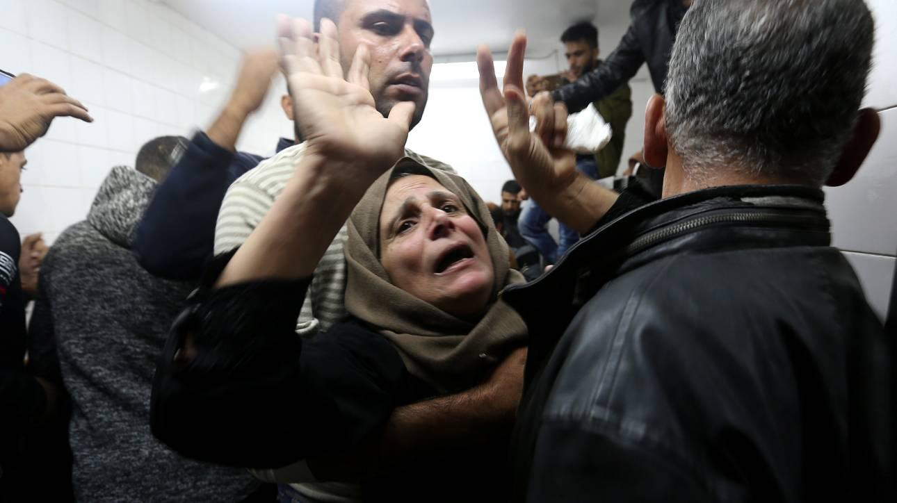 Αιματηρές συγκρούσεις στη Γάζα: Πέντε νεκροί