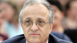 Πέθανε ο πρώην βουλευτής της ΝΔ Βαγγέλης Πολύζος