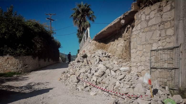 Σεισμός Ζάκυνθος: Παρατείνονται οι φορολογικές υποχρεώσεις για τους κατοίκους του νησιού