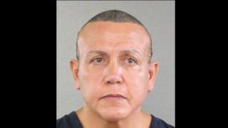 ΗΠΑ: Πέντε κατηγορίες για κακουργήματα σε βάρος του συλληφθέντα για τα πακέτα σε επικριτές του Τραμπ