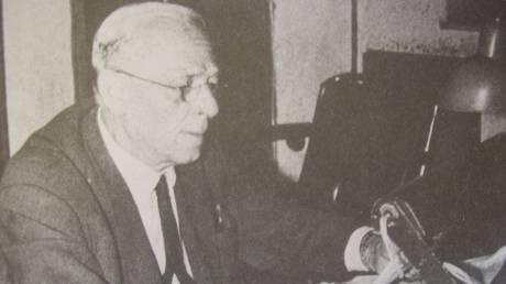 Κώστας Σταυρόπουλος: Η φωνή της… ελληνικής ιστορίας