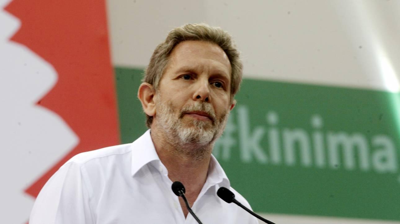 Γερουλάνος: Με τιμά η στήριξη του ΚΙΝΑΛ, αλλά η υποψηφιότητά μου είναι ανεξάρτητη