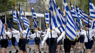 28η Οκτωβρίου: Μαθητική παρέλαση στη Θεσσαλονίκη