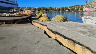 Σεισμός Ζάκυνθος: Εκκενώθηκαν σπίτια που κινδυνεύουν από πτώση βράχου
