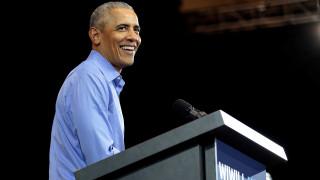 Ο Μπαράκ Ομπάμα αποθεώνει τον Γιάννη Αντετοκούνμπο