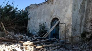 Σεισμός Ζάκυνθος - Γαλιάτσος: Θα καταβάλουμε κάθε δυνατή προσπάθεια για την αποκατάσταση ζημιών