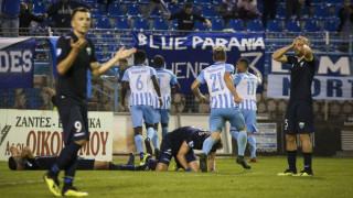 Super League: Νίκη για Λαμία, ισοπαλία στη Λάρισα
