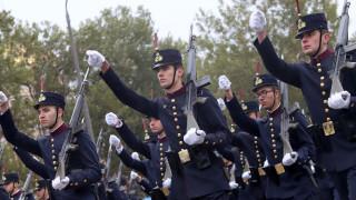 28η Οκτωβρίου: Live η στρατιωτική παρέλαση στη Θεσσαλονίκη
