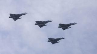 Στρατιωτική παρέλαση Θεσσαλονίκης: Το μήνυμα του πιλότου  F-16 στους Έλληνες