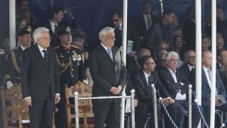 Παυλόπουλος: Το «ΟΧΙ» πρέπει να εμπνέει και στον αγώνα απέναντι στους νοσταλγούς του φασισμού