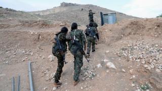 Η Τουρκία βομβάρδισε θέσεις των Κούρδων στην ανατολική όχθη του Ευφράτη