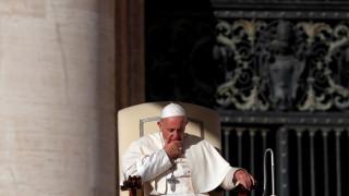 Ο Πάπας Φραγκίσκος καταδικάζει την επίθεση στο Πίτσμπεργκ