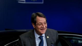 Αναστασιάδης: Η λύση πρέπει να είναι λειτουργική και το κράτος πλήρως ανεξάρτητο