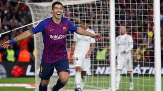 Η Μπαρτσελόνα διέσυρε με 5-1 την Ρεάλ Μαδρίτης