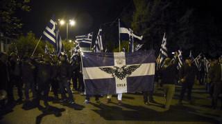 Συγκέντρωση στην πρεσβεία της Αλβανίας για το θάνατο του ομογενή